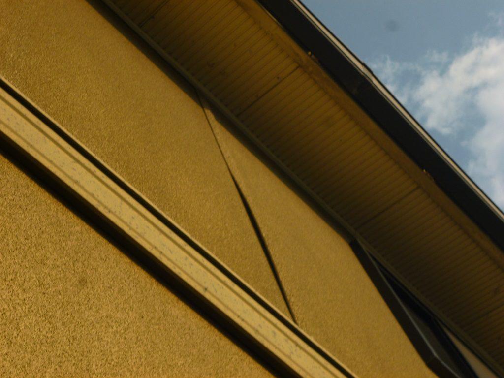 セキスイツーユーホーム外壁サイディングの塗装前の不具合